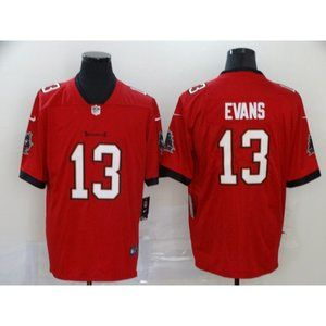 Mike Evans Red Jersey